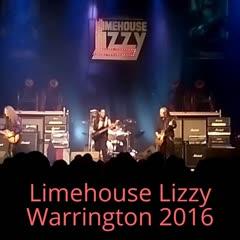Thin (Limehouse) Lizzy - Warrington 2016